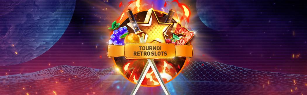 Tournoi Retro Slots