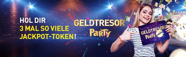 Geltresor-Party