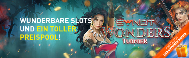 Synot Wonders Turnier