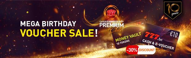 Premium Club Shop Sale